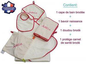 cape de bain personnalisé TOP 4 image 0 produit