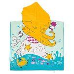 cape de bain poncho TOP 4 image 4 produit