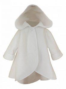 Cape de baptême bébé de la marque Boutique-Magique image 0 produit