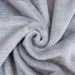 Casa Bébé Peignoir à Capuche des Gamins Serviette de Bain Mignonne Enfant Ultra-Doux Toison Pyjamas 90-130 cm de la marque Casa image 4 produit