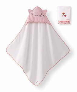Catimini Set Cape de Bain et Gant bébé Escapade Kawaii de la marque Catimini image 0 produit