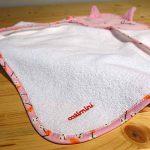 Catimini Set Cape de Bain et Gant bébé Escapade Kawaii de la marque Catimini image 3 produit