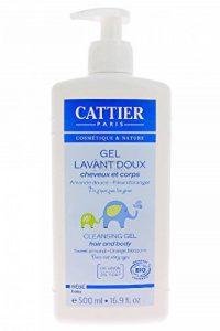 Cattier Soin Bébé Gel Lavant Doux 500 ml de la marque CATTIER image 0 produit