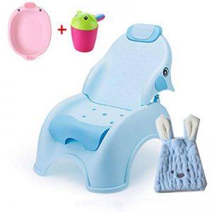 Chaise de shampooing pour enfants, épaississement de chaise de shampooing à la maison, artefact de lavage de cheveux de bébé mignon, lit de shampoing pour enfant, pliable, chaise de mensonge assis,,F de la marque Pregnant women, children shampoo chair image 0 produit