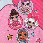 Chemise de Nuit - Dolls - Fille de la marque Lol+Surprise image 1 produit