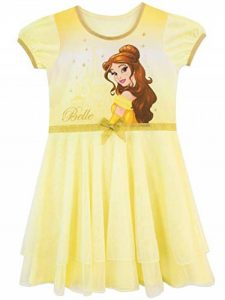 Chemise de Nuit - La Belle et la Bête - Fille de la marque Disney image 0 produit