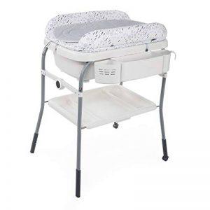 Chicco Combi Bain Baignoire Change Cuddle/Bubble Cool Grey - Table à Langer de la marque Chicco image 0 produit