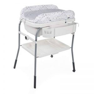Chicco Combi Bain Baignoire Change Cuddle/Bubble Cool Grey - Table à Langer de la marque Chicco image 0 produit