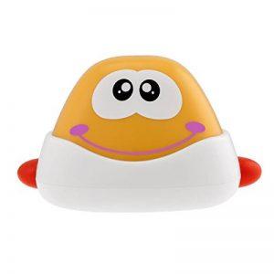 Chicco Thermomètre Bain/Chambre Baleine Digital Orange de la marque Chicco image 0 produit