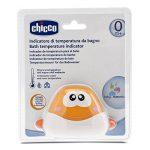 Chicco Thermomètre Bain/Chambre Baleine Digital Orange de la marque Chicco image 2 produit