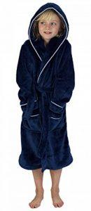 CityComfort Peignoir Garçon Robe de Chambre Polaire Enfant Peignoire Extra Doux de la marque CityComfort image 0 produit