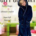 CityComfort Peignoir Garçon Robe de Chambre Polaire Enfant Peignoire Extra Doux de la marque CityComfort image 1 produit