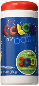 Color My Bath–l'eau de Bain à Changement de Couleur, tablettes 300 de la marque Color-My-Bath image 0 produit