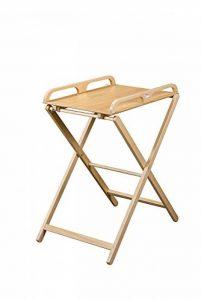 Combelle Jade Table à Langer Pliante Vernis Naturel de la marque Combelle image 0 produit