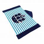 Comfysail 100% Coton Serviette Enfants Poncho à Capuche pour Les Garçons Et Les Filles De 2-7 Ans Idéal De La Plage et De Bain (Bateau) de la marque Comfysail image 1 produit