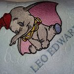 Couverture en polaire pour bébé personnalisée de la marque Abbey's Craft Studio image 4 produit