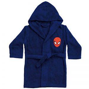 CTI - Marvel - Peignoir Spiderman Peter 6/8 Ans Coton 33 x 25 x 6 cm - 042393 de la marque CTI image 0 produit