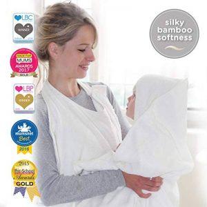 Cuddledry Apron - Serviette de bain - Blanc de la marque Cuddledry image 0 produit