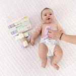 Débarbouillettes de Bambou Bébé 6 paquets Ultra Douces serviettes super absorbantes Doux sur la peau sensible pour les nourrissons les tout petits Naturellement antibactérien de la marque beryris image 4 produit