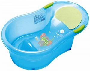dBb Remond Transat Intégré Baignoire Eléphant pour Bébé Jusqu'à 0-6 Mois Bleu Translucide de la marque dBb-Remond image 0 produit