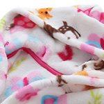 DELEY Unisexe Bébé Filles Garçons À Capuche Peignoir Robe De Chambre Enfants Vêtements De Nuit Chemise De Nuit Pyjama de la marque DELEY image 3 produit
