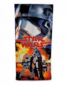 Disney garçons Star Wars Serviette d'été de natation Plage en Coton Serviette de bain pour enfant Dark Vador Yoda R2-D2 de la marque Disney image 0 produit