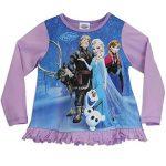 Disney La Reine Des Neiges - Ensemble de Pyjama - Fille - Anna Elsa Olaf & Sven de la marque Disney image 1 produit