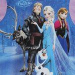 Disney La Reine Des Neiges - Ensemble de Pyjama - Fille - Anna Elsa Olaf & Sven de la marque Disney image 3 produit