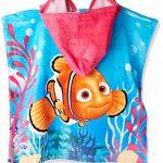 Disney, QE1786 ,Cape de bain, Bleu, Taille unique de la marque Disney image 1 produit