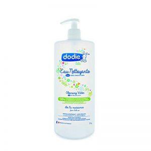 dodie Eau Nettoyante 3 en 1 1L Flacon Pompe de la marque Dodie image 0 produit