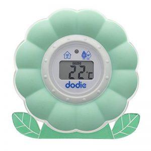 dodie Thermomètre Bain/Chambre 2 en 1 de la marque Dodie image 0 produit