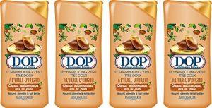 Dop DOP Shampooing Très Doux 2-en-1 à l'Huile d'Argan 400.0 ml - Lot de 4 de la marque DOP image 0 produit