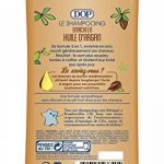 Dop - Shampooing Très Doux 2 en 1 à l'Huile d'Argan Pour Cheveux Méditerranéens Secs ou Frisés - 400 ml - Lot de 3 de la marque DOP image 1 produit