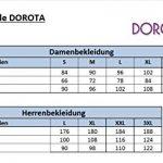 DOROTA Peignoir/Robe de Chambre Tendance, en Coton Souple, avec Poches, Zip et Capuche de la marque DOROTA image 2 produit