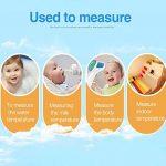 DPPAN Professionnel Thermomètre Frontal, numérique Thermomètre Bébé, Thermomètre INBBnfrarouge pour bébé, bébé, tout-petit et adultes, animaux domestiques,blue de la marque DPPAN image 2 produit