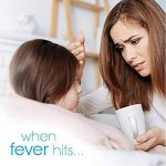 DPPAN Thermomètre axillaire rectal pour bébé, thermomètre médical clinique Thermomètre oral pour adulte, détecteur de fièvre médical Facile, précis et rapide,white de la marque DPPAN image 4 produit