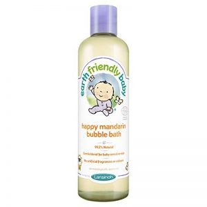 Earth Friendly Baby Bain moussant à la mandarine pour bébé 300ml de la marque Earth-Friendly-Baby image 0 produit