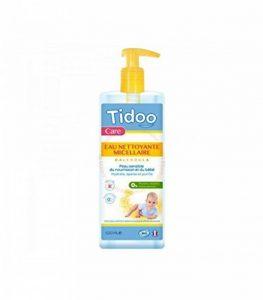 Eau nettoyante micellaire au Calendula bio - 500 ml de la marque Tidoo image 0 produit