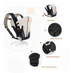 Ecosusi - Porte-bébé classique - Avant et arrière de la marque ECOSUSI image 1 produit