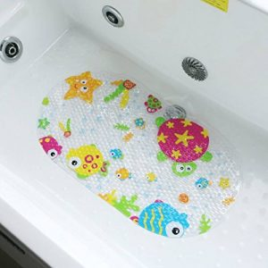 EGOMARKET tapis de bain antidérapant tapis de baignoire antidérapant pour les bébés (Ocean) de la marque Top-Spring image 0 produit