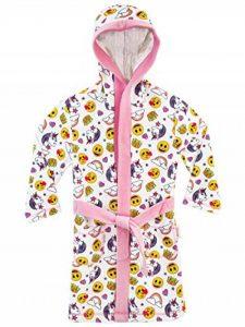 Emoji - Robe de Chambre - Licornes et Arcs-en-Ciel - Fille de la marque Emoji image 0 produit