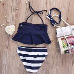 Enfants Bébé Tankini Maillot de Bain Bikini Ensemble Maillot de Bain 2pcs Filles Beachwear de la marque Générique image 3 produit