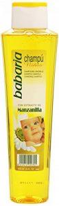 Enfants Camomille Shampooing 600ml de la marque Babaria image 0 produit