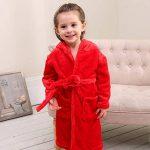 Enfants Peignoir Robe de Chambre Flanelle Noël Renne Pyjamas Garçons Filles Chemise de Nuit de la marque Vine image 1 produit