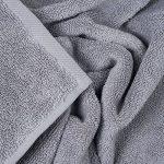 Ensemble de 3ou 4serviettes d'hôtel serviette de bain, gant de toilette, serviette de mains, 100% coton, 500g/m², 100 % coton, gris, Lot de 6 de la marque Glamaxx image 1 produit