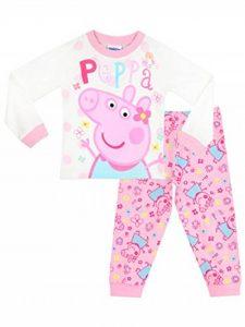 Ensemble De Pyjamas Fille de la marque Peppa-Pig image 0 produit