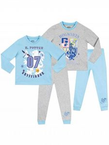 Ensemble De Pyjamas Paquet de 2 - Poudlard - Fille de la marque HARRY-POTTER image 0 produit