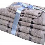 ensemble de serviette de bain TOP 0 image 4 produit