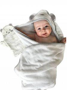 ensemble sortie de bain bébé TOP 9 image 0 produit