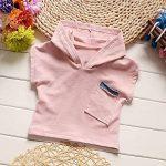 Ensemble Sweat-Shirt Bébé Fille, T-Shirt Rayures avec Capuchon Noël Vêtements de la marque Mounter image 4 produit